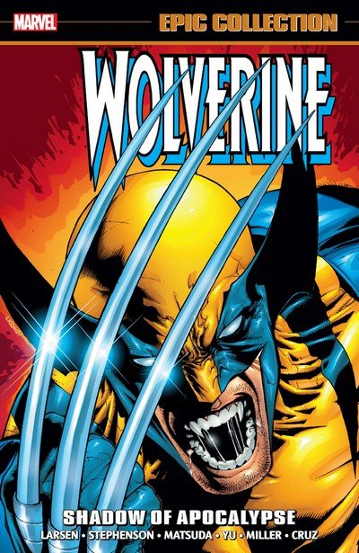 Wolverine Epic Collection – Shadow Of Apocalypse (2017)