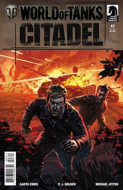 World Of Tanks – Citadel #3 (2018)