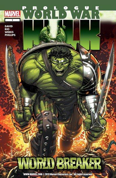 World War Hulk (Story Arc) (2007-2008)