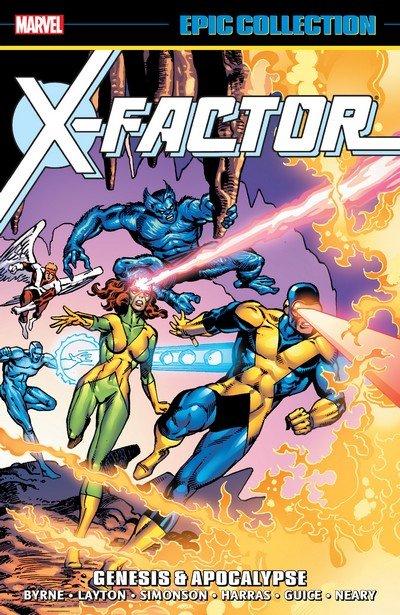 X-Factor Epic Collection Vol. 1 – Genesis & Apocalypse (2017)