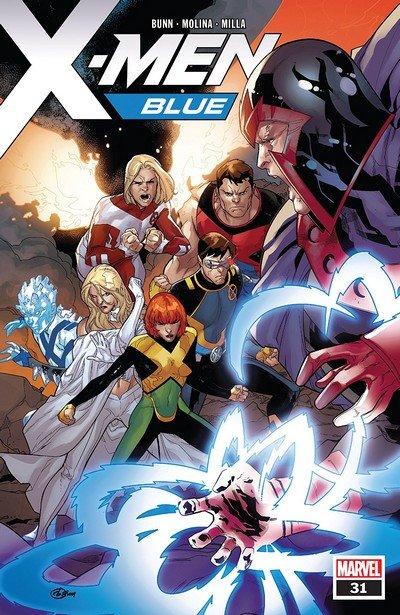 X-Men Blue #31 (2018)