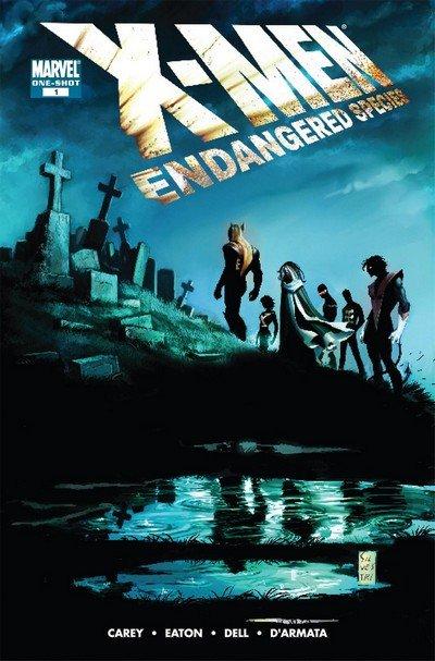 X-Men – Endangered Species (Story Arc) (2007)