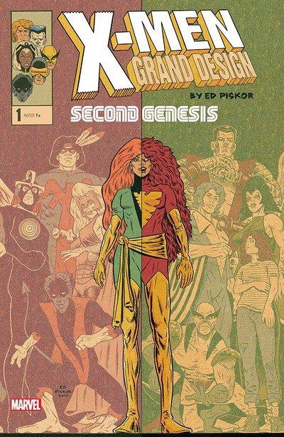 X-Men – Grand Design – Second Genesis #1 (2018)