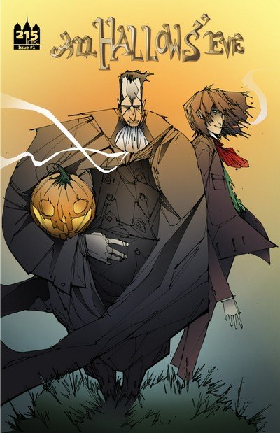 All Hallow's Eve #1 – 6 (2014-2015)