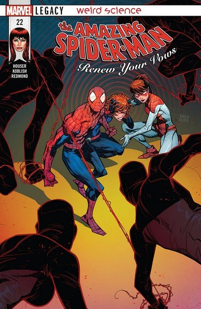 Amazing Spider-Man – Renew Your Vows #22 (2018)