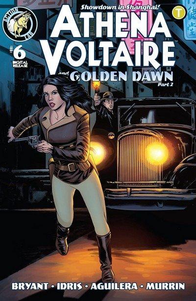 Athena Voltaire #6 (2018)