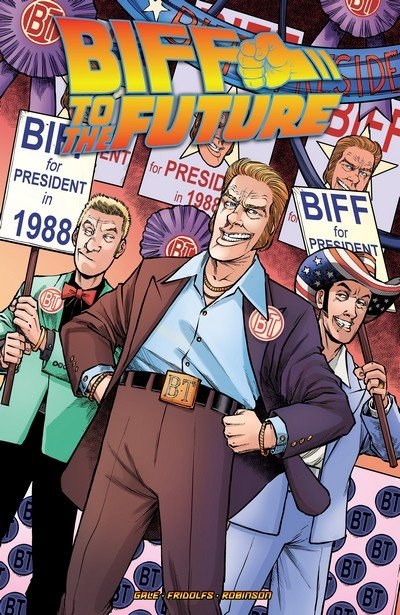 Back to the Future – Biff to the Future (TPB) (2017)
