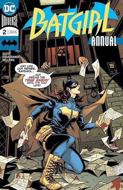 Batgirl Annual #2 (2018)