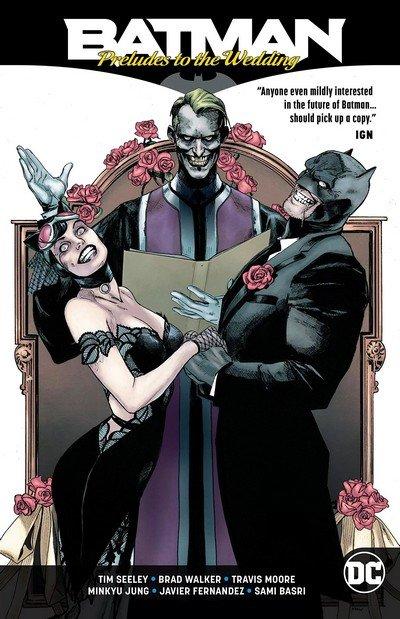 Batman – Preludes to the Wedding (2018) (RC)