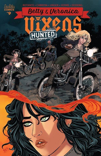 Betty & Veronica – Vixens #9 (2018)