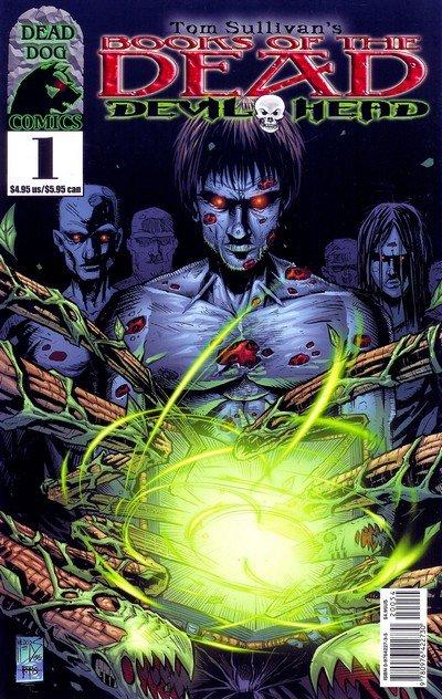 Books of the Dead – Devilhead #1 – 2 (2005)
