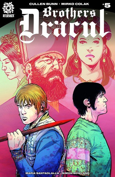 Brothers Dracul #5 (2018)