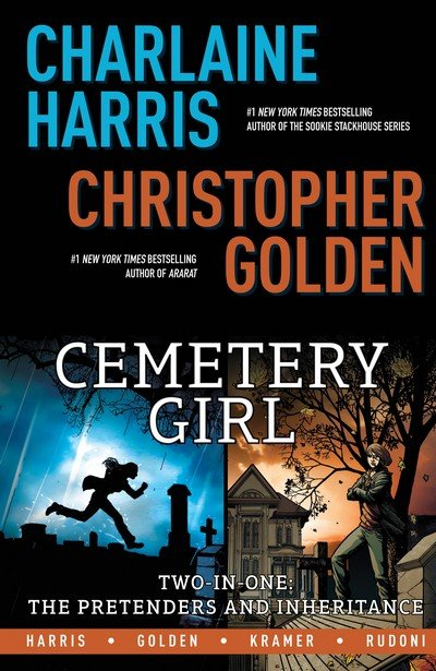 Cemetery Girl Two-In-One – The Pretenders and Inheritance (Omnibus) (2018)