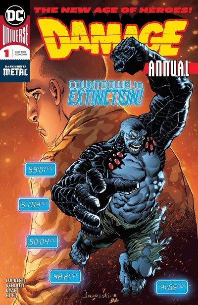 Damage Annual #1 (2018)
