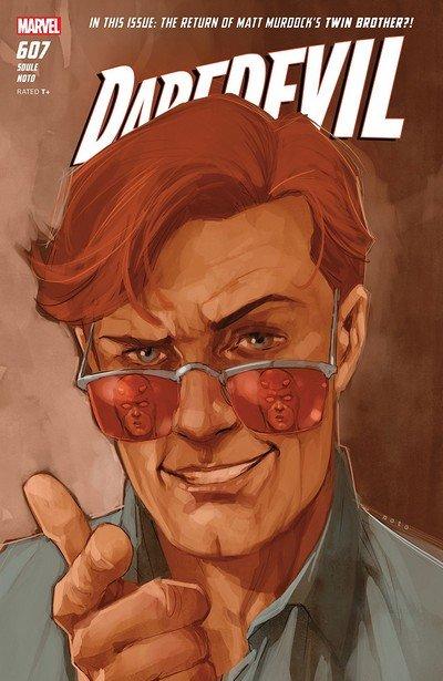 Daredevil #607 (2018)