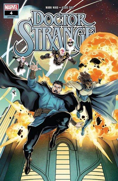 Doctor Strange #4 (2018)