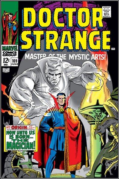 Doctor Strange Vol. 1 #169 – 183 (1968-1969)
