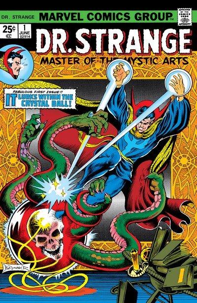 Doctor Strange Vol. 2 #1 – 81 + Annuals (1974-1987)