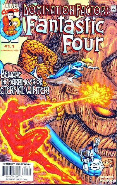 Domination Factor (Story Arc) (1999-2000)