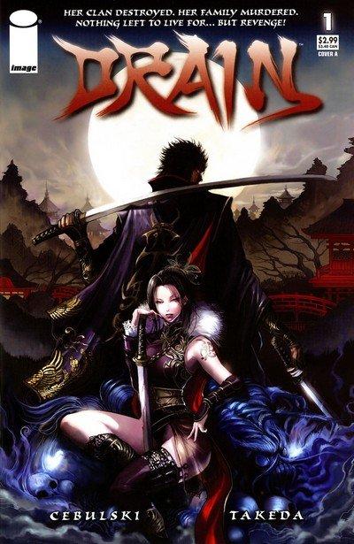 Drain #1 – 6 (2006-2008)