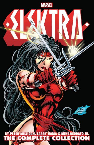 Elektra by Peter Milligan, Larry Hama, & Mike Deodato Jr. – The Complete Collection (2017)