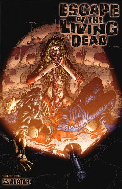 Escape Of The Living Dead #1 – 4 (2005-2006)