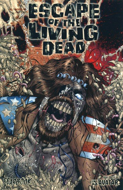 Escape of the Living Dead – Fearbook (2006)