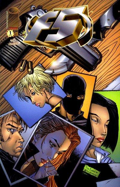 F5 #1 – 4 + Extras (2000)