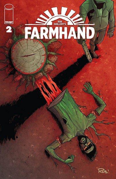 Farmhand #2 (2018)