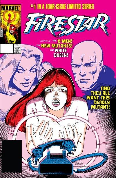 Firestar #1 – 4 (1986)
