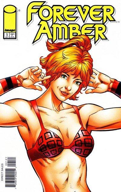 Forever Amber #1 – 4 (2003)