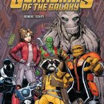 Guardians of the Galaxy – New Guard Vol. 1 – 4 (TPB) (2016-2017)