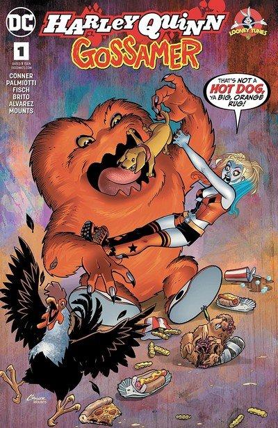 Harley Quinn – Gossamer Special #1 (2018)