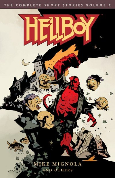 Hellboy – The Complete Short Stories Vol. 2 (2018)