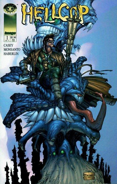 Hellcop #1 – 4 (1998)