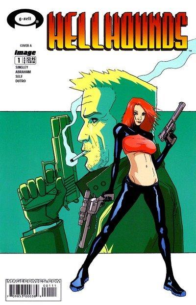 Hellhounds #1 – 4 (2003)