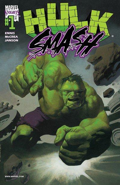 Hulk Smash #1 – 2 (2001)