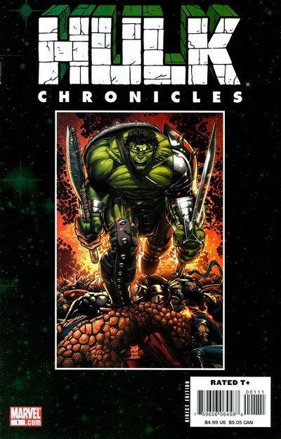 Hulk WWH Chronicles #1 – 6 (2008-2009)