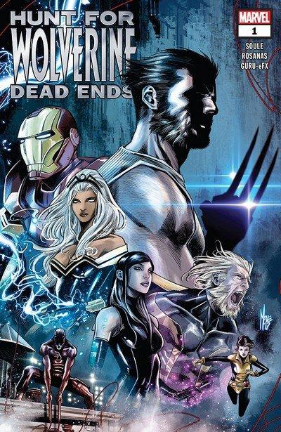 Hunt For Wolverine – Dead Ends #1 (2018)