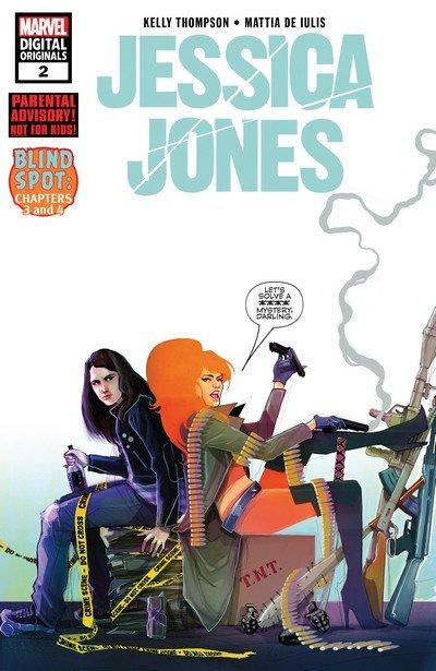 Jessica Jones #2 (2018)