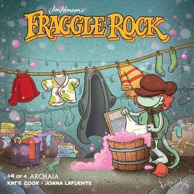 Jim Henson's Fraggle Rock Vol. 1 #4 (2018)