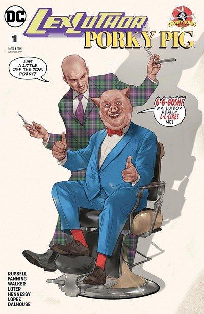 Lex Luthor – Porky Pig Special #1 (2018)