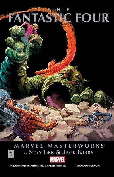 Marvel Masterworks – The Fantastic Four Vol. 1 – 21 (2003-2019)