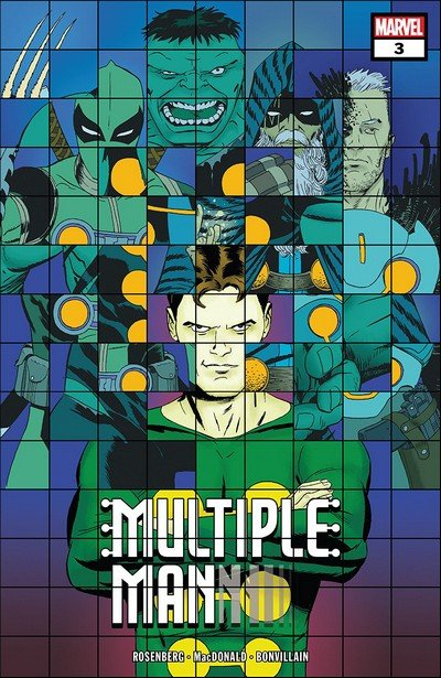 Multiple Man #3 (2018)