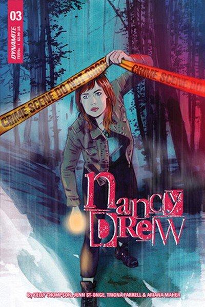 Nancy Drew #3 (2018)