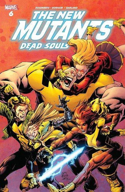 New Mutants – Dead Souls #6 (2018)