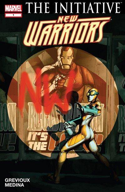 New Warriors Vol. 4 #1 – 20 (2007-2009)