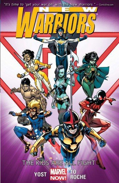 New Warriors Vol. 5 TPBs – Vol. 1 – 2 (2014-2015)