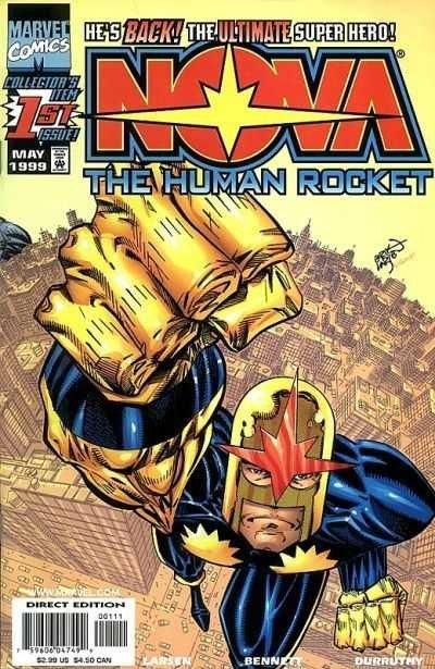Nova Vol. 3 #1 – 7 (1999)