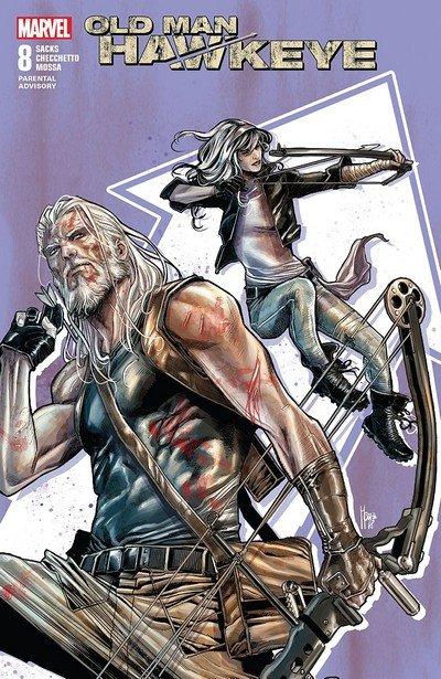 Old Man Hawkeye #8 (2018)